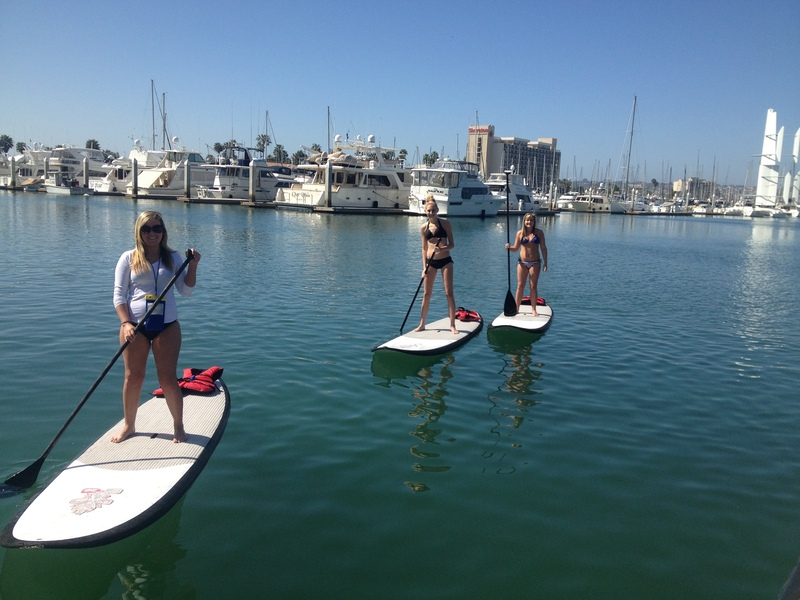 San Diego Paddle Board Rentals San Diego Water Activities