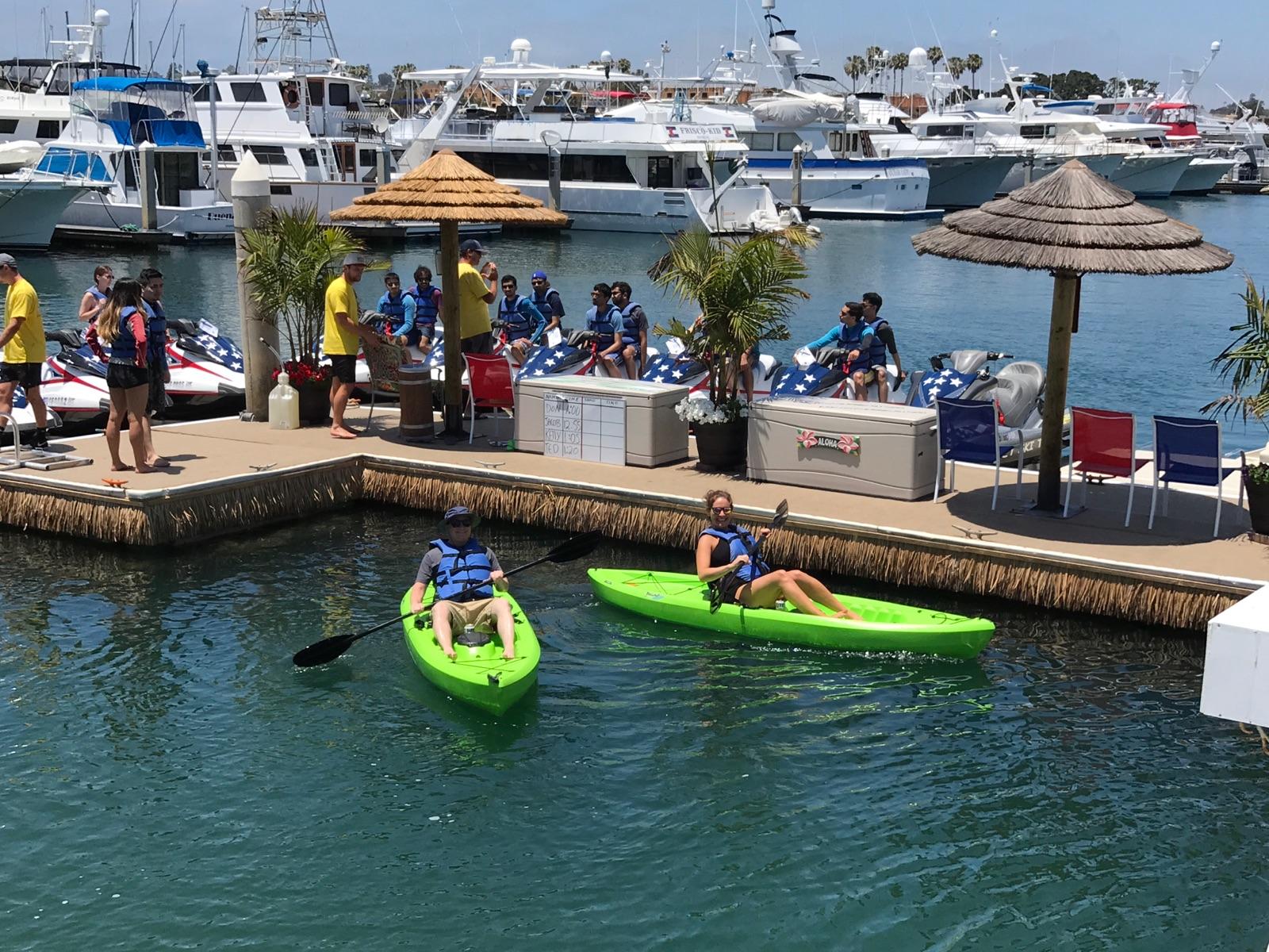San Diego Kayak Rentals
