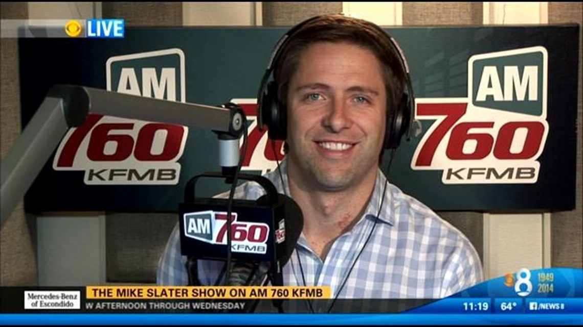 Mike Slater KFMB